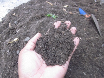 soil mixture for strawberry